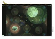 Magical Moonlight Clover Carry-all Pouch