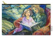 Magical Storybook Carry-all Pouch by Jen Norton