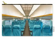 Maglev Train In Shanghai China Carry-all Pouch