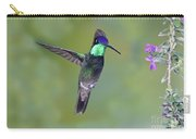 Magnificant Hummingbird Carry-all Pouch