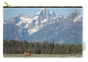 Magnificent Elk Carry-all Pouch