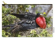 Magnificent Frigatebird Galapagos Carry-all Pouch