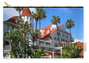 Magnificent Hotel Del Carry-all Pouch