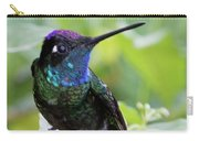 Magnificent Hummingibrd Male Carry-all Pouch