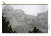 Magnificent Mount Rushmore Carry-all Pouch