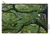 Magnificent Oak Alley Tree Carry-all Pouch