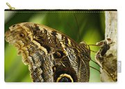 Magnificent Owl Butterfly Carry-all Pouch