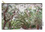 Magnolia Avenue Carry-all Pouch