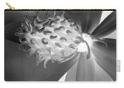 Magnolia Blossom - Photopower 2476 Bw Carry-all Pouch