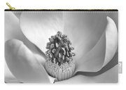 Magnolia Bw Carry-all Pouch