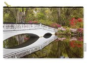 Magnolia Gardens' Bridge Carry-all Pouch