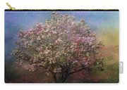 Magnolia Tree In Bloom Carry-all Pouch