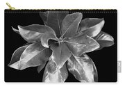 Magnolia Tree Leaves Carry-all Pouch