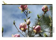 Magnolias In Bud Carry-all Pouch