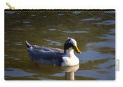 Magpie Duck Carry-all Pouch