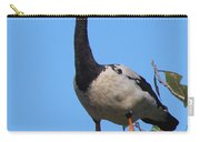 Magpie Goose Carry-all Pouch