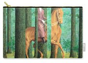 Magritte's The Blank Signature Carry-all Pouch