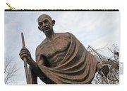 Mahatma Gandhi In Washington Carry-all Pouch