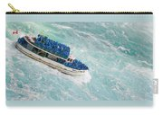 Maid Of The Mist At Niagara Falls Carry-all Pouch