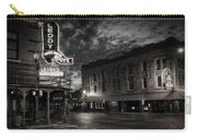 Main And Exchange Bw Carry-all Pouch
