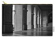 Main Building Arches University Of Texas Bw Carry-all Pouch