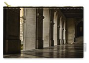 Main Building Arches University Of Texas Carry-all Pouch