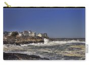 Main Coastline Carry-all Pouch by Joann Vitali
