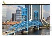 Main Street Bridge Jacksonville Florida Carry-all Pouch