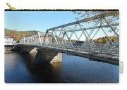 Main Street Bridge Shelbourne Falls  Carry-all Pouch