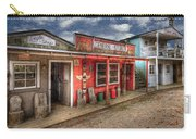 Main Street Carry-all Pouch by Debra and Dave Vanderlaan