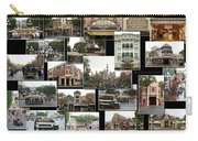 Main Street Disneyland Collage 02 Carry-all Pouch