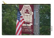 Main Street Flags Dwight Il Carry-all Pouch