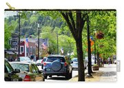Main Street Carry-all Pouch by Patti Whitten