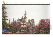 Main Street Sleeping Beauty Castle Disneyland 02 Carry-all Pouch