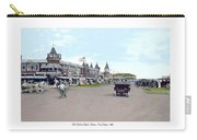 Maine - Old Orchard Beach Train Depot - 1910 Carry-all Pouch