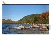 maine 1 Acadia National Park Jordan Pond in Fall Carry-all Pouch