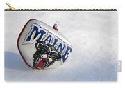 Maine Black Bears Ornament Carry-all Pouch