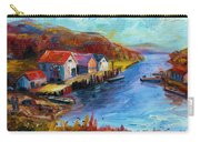 Maine Harbor Carry-all Pouch