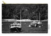 Maine Lobster Boats Carry-all Pouch