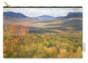 Maine Mountains In Fall Mount Blue State Park  Carry-all Pouch