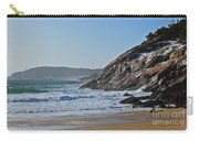 Maine Surfing Scene Carry-all Pouch