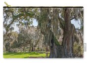 Majestic Live Oak Tree Carry-all Pouch