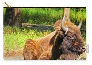 Majestic Bison Carry-all Pouch