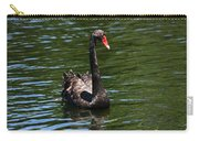 Majestic Black Swan Carry-all Pouch