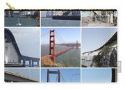 Majestic Bridges Of The San Francisco Bay Area Carry-all Pouch