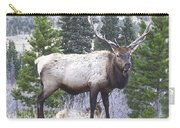 Majestic Elk Carry-all Pouch