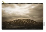 Majestic Flatirons Carry-all Pouch