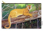 Majestic Hand Embroidery Carry-all Pouch