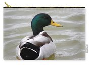 Majestic Mallard - Duck Carry-all Pouch