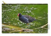 Majestic Moorhen Carry-all Pouch
